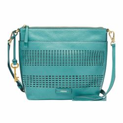 Julia teal green crossbody