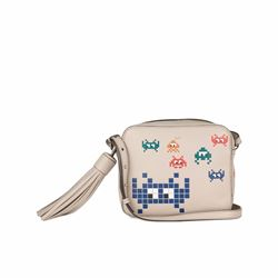 Anya Hindmarch Crossbody space invasion