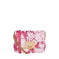 Michael Kors Camo Rose Tina Clutch in pink and white at Ingolstadt Village