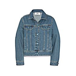 Coach Women's Everyday Denim Jacket at Bicester Village