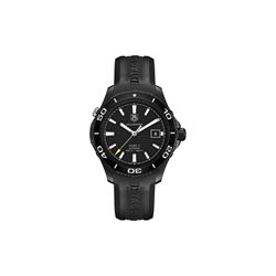 Men Aquaracer black watx