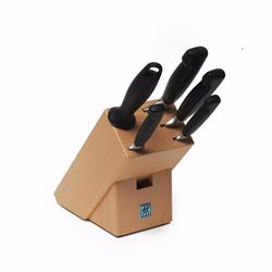 Zwilling 6pc Four Star knife block
