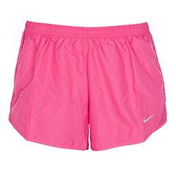 Nike Factory Store Short Dri-Fit de running rose
