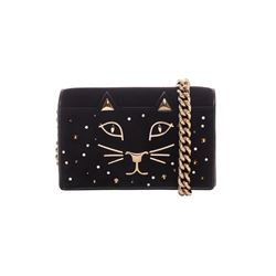 Charlotte Olympia  Feline purse from Bicester Village