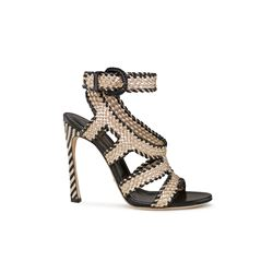 Sergio Rossi Antibes heeled sandals