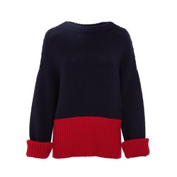 Amanda Wakeley  Colour-block Knit from Bicester Village