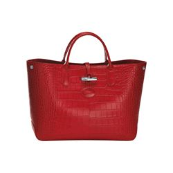 Longchamp  Roseau tote from Bicester Village