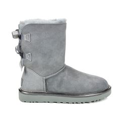 Grey Bailey boot