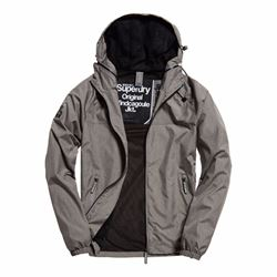 Superdry Men's dual zip through cagoule