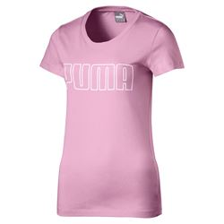 PUMA Ladies Pink Lavender Tee-Shirt