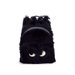 Anya Hindmarch  Backpack mini eyes from Bicester Village