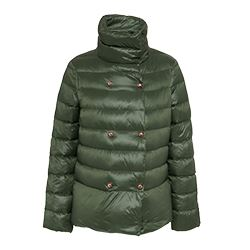 Escada - Green Puffy jacket