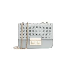 Furla Cristallo D Bella Mini Crossbody