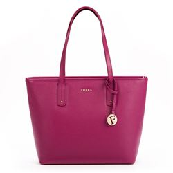 Shopper 'New Daisy' in berry by Furla at Ingolstadt Village