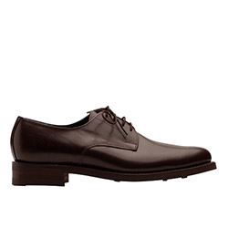 Hackett -Brown leather shoes
