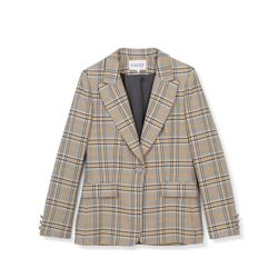Claudie Pierlot, valerie checked jacket