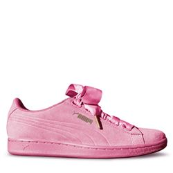Sneaker 'Vikky Ribbon' in pink by PUMA at Ingolstadt Village