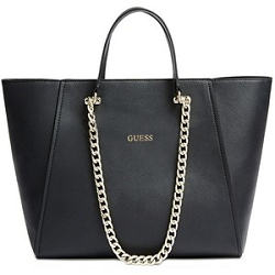 Guess Black Nikki handbag