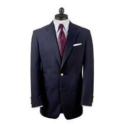 Brooks Brothers Regent fit two button 1818 blazer from Bicester Village