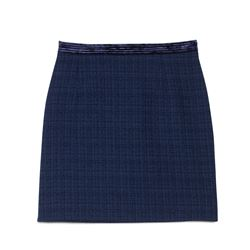 Claudie Pierlot, Blue Sister skirt