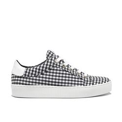 Black and white sneaker Claudie Pierlot