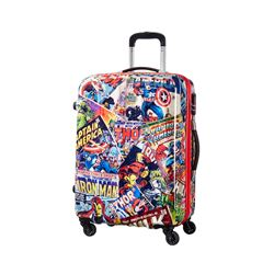 Marvel Legends suitcase