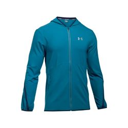 Under Armour Men's Blue Heat Gear Jacket