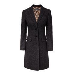 Manteau long D&G, Spazio