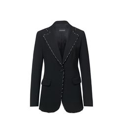 Blazer in Black by Armani Outlet at Ingolstadt Village