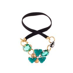 Collana strass necklace