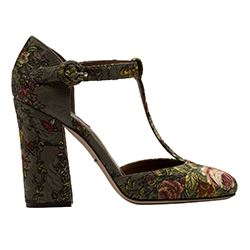 Spazio - Printed cloth shoes from D&G