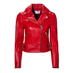 Red jacket  Claudie Pierlot