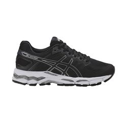 ASICS Women's Black/Silver Gel-Superion Sneaker