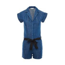 Maje Denim  Party playsuit from Bicester Village