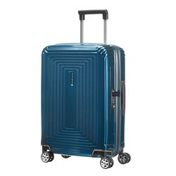 Samsonite Neopulse 55cm spinner in dark blue