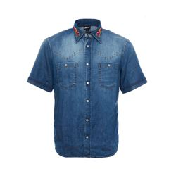 Roberto Cavalli  Camicia woven shirt from Bicester Village