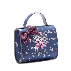 Monnalisa  Bag with lilies of the valley from Bicester Village
