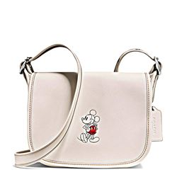 Women's bag 'Mickey Leather Patricia' in white by Coach at Ingolstadt Village