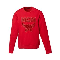 MCM  Sweatshirt in red from Bicester Village