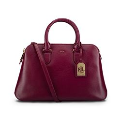 Newbury Double Zip Satchel