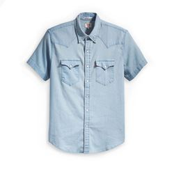 Levi's S/S Classic Western