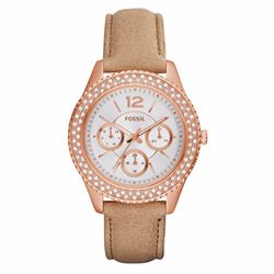 Fossil Stella multifunctional ladies watch