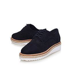 Lucky Navy Shoes
