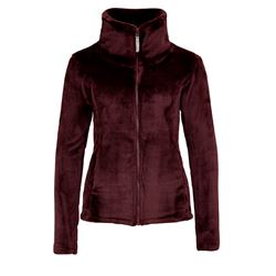 Women's jacket in brown
