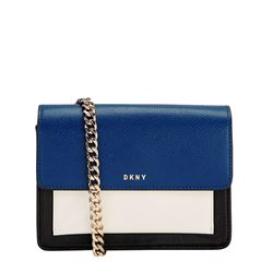 Bag in white-blue