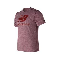 Men's Pink and Red T-Shirt