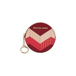 Michael Kors mulberry Mini canteen key charm from Bicester Village