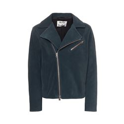 Acne Studios  Axl suede jacket from Bicester Village