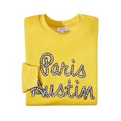 Yellow sweatshirt  Claudie Pierlot