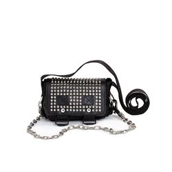 Zadig & Voltaire, Ready Made nano clous bag black